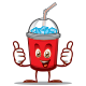 Ice Drink Mascot - GraphicRiver Item for Sale