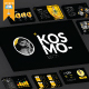 Kosmo - Keynote Powerpoint - GraphicRiver Item for Sale