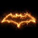Flying Bat Fire - VideoHive Item for Sale