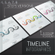 Modern Infographic Timeline Templates - GraphicRiver Item for Sale