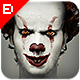 Download Clown Photoshop Action from GraphicRiver
