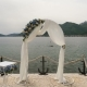 Arch for a Wedding Ceremony Near the Sea - VideoHive Item for Sale