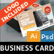 Smartphone Repair Business Card - GraphicRiver Item for Sale