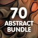 70 Abstract Backgrounds - Bundle