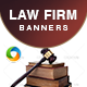 Law Firm Banners