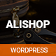 AliShop - Multipurpose WooCommerce WordPress Theme - ThemeForest Item for Sale