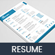Clean Resume & Cover Letter