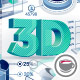 3D Corporate Infographic Elements - GraphicRiver Item for Sale