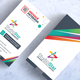 Business Card Design Template - GraphicRiver Item for Sale