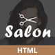 The Salon - Responsive html template for Salon and Spa - ThemeForest Item for Sale