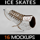 Ice Skate Mockup - GraphicRiver Item for Sale