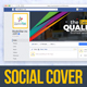 Social Media Cover (Facebook, Twitter and Youtube Channel Art) Template - GraphicRiver Item for Sale