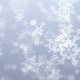 Snow Flakes Background - VideoHive Item for Sale