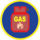 Helium Air Gas Cylinder FX