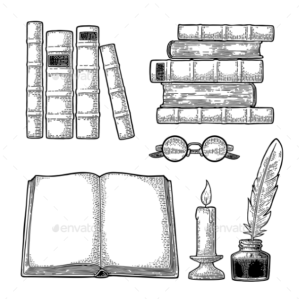Education Set - Miscellaneous Vectors