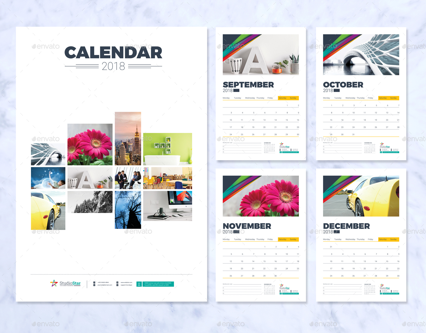 Calendar Design Baby : Beautiful photo wall display templates frieze wordpress