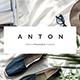 Anton Minimalism Keynote Template