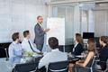 Leader briefing business people - PhotoDune Item for Sale