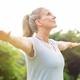 Mature woman yoga exercise - PhotoDune Item for Sale