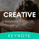 Creative Multipurpose Keynote Template - GraphicRiver Item for Sale