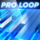 Sliding Neon Pillars V2 - Professional VJ Background Loop - VideoHive Item for Sale