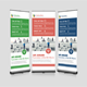 Business Training Agency Roll Up Banners