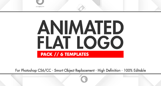 Animated Flat Logo Pack - Audio Files