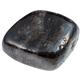 tumbled Anthophyllite gemstone isolated - PhotoDune Item for Sale