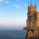 Swallow Nest Castle over Black Sea in Crimea - PhotoDune Item for Sale