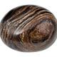 tumbled stromatolite gemstone from Peru isolated - PhotoDune Item for Sale