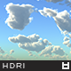 High Resolution Sky HDRi Map 138