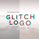 Glitch Words Logo Reveal | 2 versions - VideoHive Item for Sale