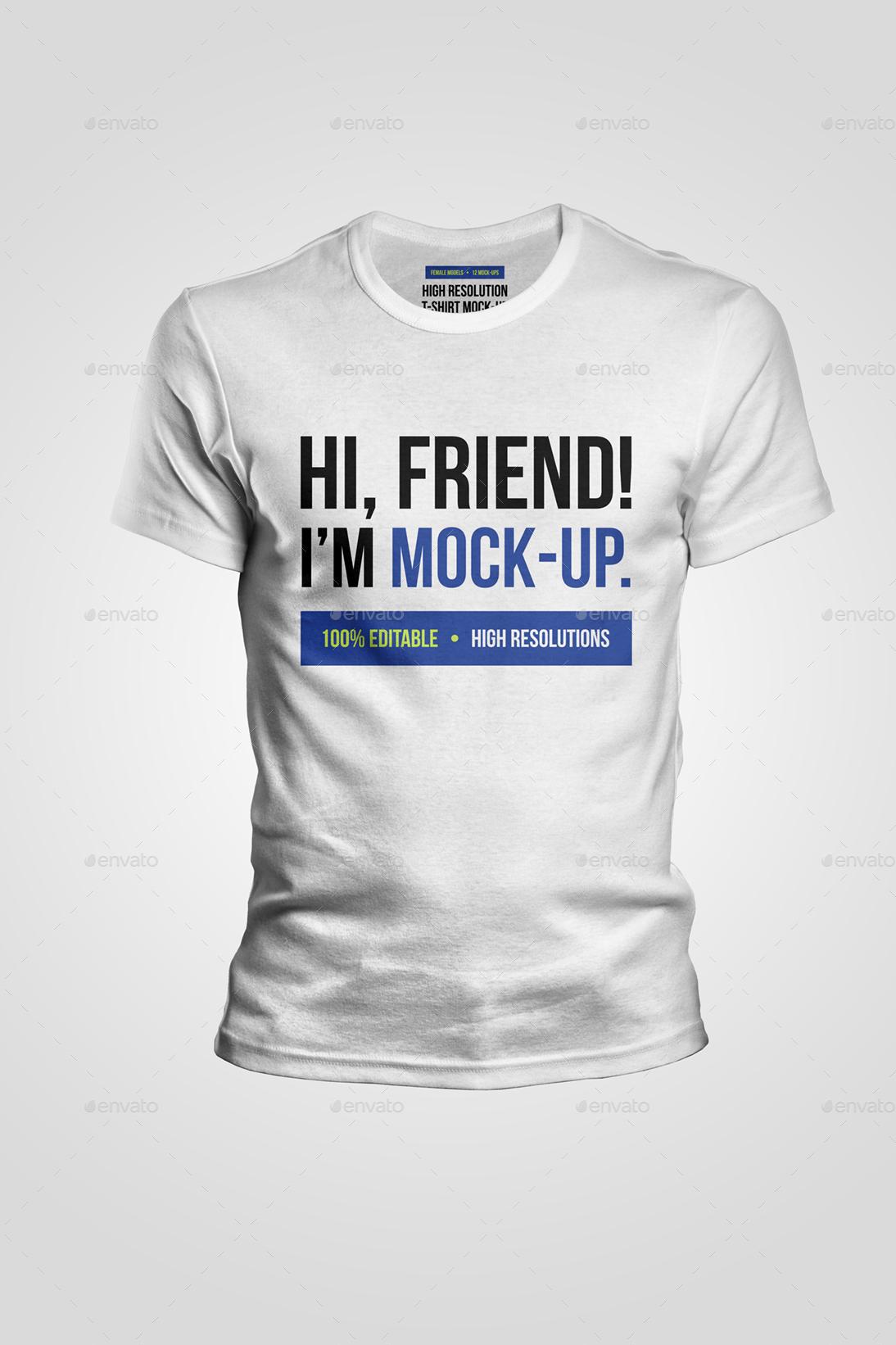 t shirt mockups