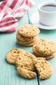 Sweet pistachio cookies.