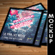 Scattered Frames Mock Up - GraphicRiver Item for Sale