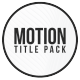 Download Motion Titles from VideHive