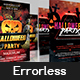 2 in 1 Halloween Bundle Party Flyer - GraphicRiver Item for Sale
