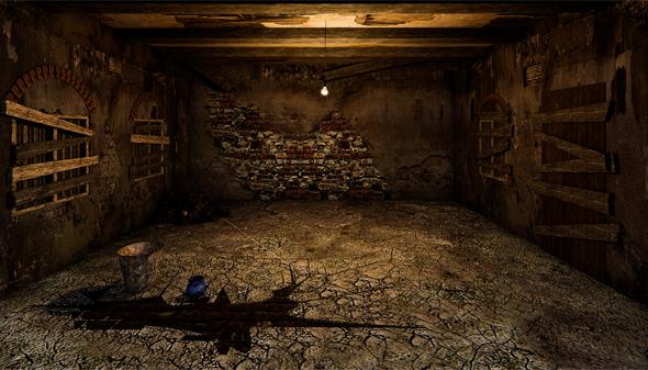 Torture_Chamber / Horror room - 3DOcean Item for Sale