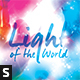Light of the World CD Album Artwork