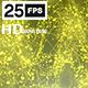 Glitter Star Gold HD