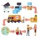 Delivery Service Chain