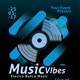 Minimal Electro Music Flyer