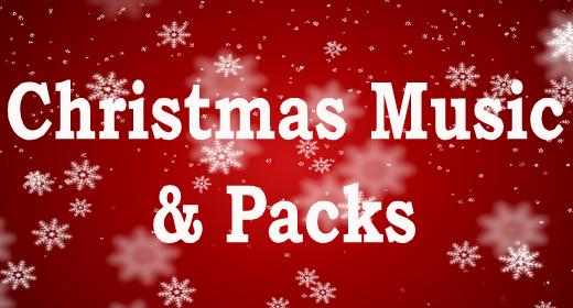 Christmas Music & Packs