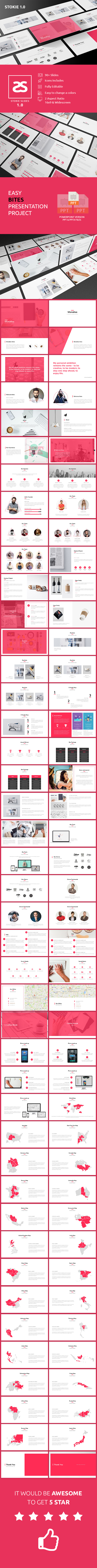 GraphicRiver Creative Powerpoint Template 1.0 20745690