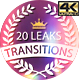 Leaks Transitions 4K - VideoHive Item for Sale