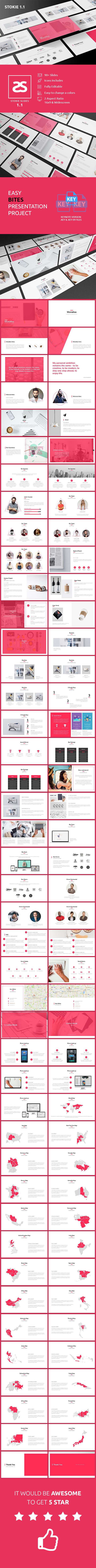 GraphicRiver Creative Keynote Template 1.1 20746385
