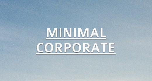 Sunfall - Minimal Corporate