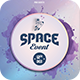 Space Event Flyer - GraphicRiver Item for Sale