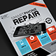 Smartphone Repair Flyer - GraphicRiver Item for Sale