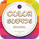 Color Sounds Flyer - GraphicRiver Item for Sale